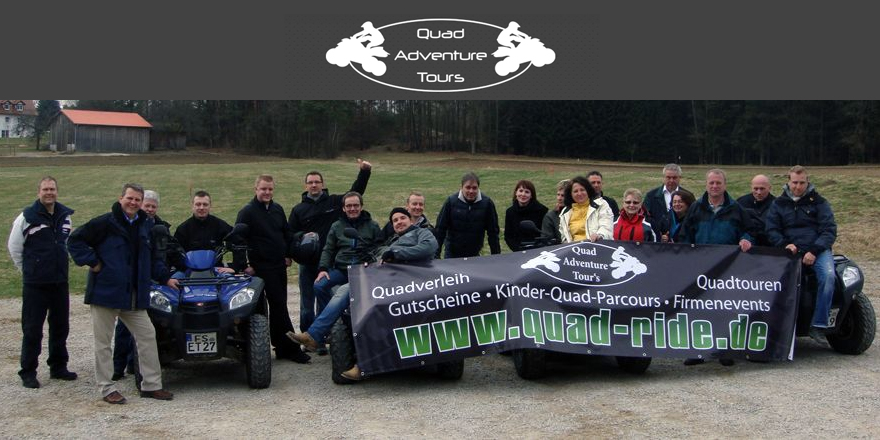 Partner Quad Adventure Tour, DE